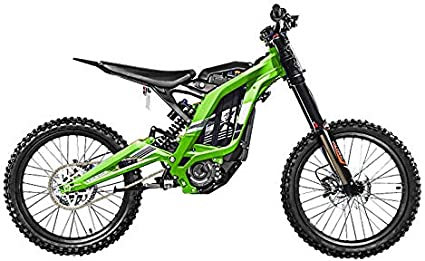 Sur-Ron Bicicleta eléctrica crossbike Light Bee X-Version (Verde ...