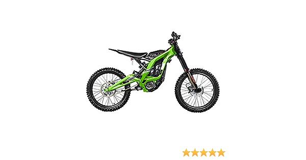 Sur-Ron Bicicleta eléctrica crossbike Light Bee X-Version (Verde)