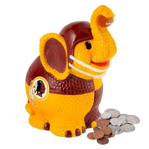 UPC 886867785836, NFL Washington Redskins Thematic Elephant Piggy Bank