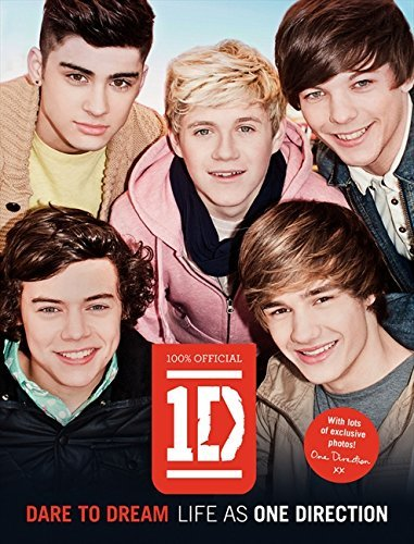 One Direction: Dare to Dream: Life as One Direction by One Direction - Great Directions To Mall