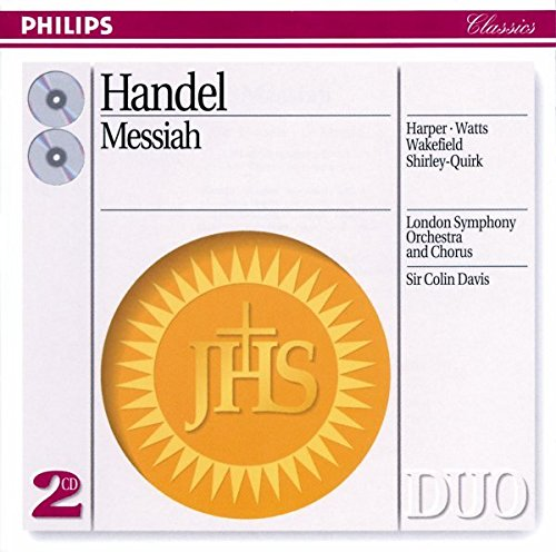 Handel:  Messiah - Ralph Outlet