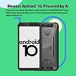 Téléphone Incassable, Blackview® BV5500 Plus Android 10 Smartphone Débloqué 4G avec Écran 5.5 Pouces, 3Go+32Go (SD 128Go… 7