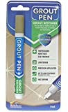 Grout Pen Beige - Revives & Restores Stained Tile Grout Leaving a Clean