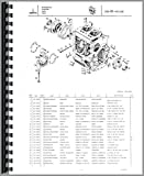 Deutz (Allis) D3006 Tractor Parts Manual