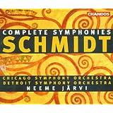 Schmidt: Complete Symphonies Nos. 1-4
