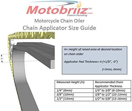 Motobriiz 1116-3-1//4 Chain Applicators 3//8-inch