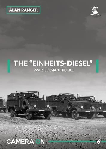 "The ""Einheits-diesel"" WW2 German Trucks (Camera ON)"