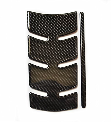 Carbon Fiber Motorcycle Tank Protector Pad fits BMW K1200R K1300R