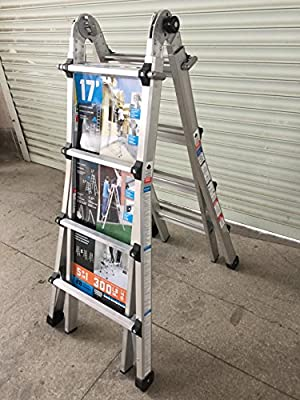 Toprung Extension Ladders