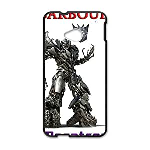 Happy Barbour megatron migical robot Cell Phone Case for HTC One M7