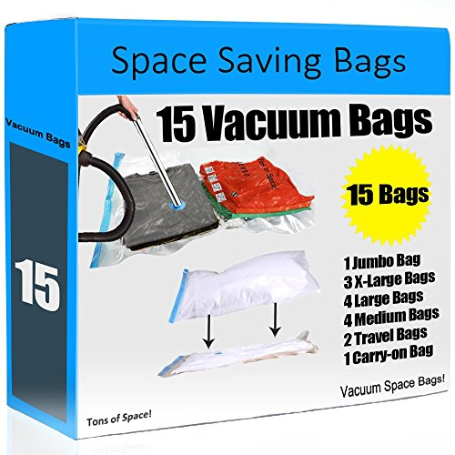 Space Saving Bags Double Zip Blankets product image