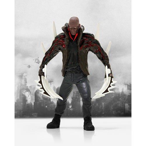 Activision Prototype 2 Exclusive 4 Inch Figure James Heller
