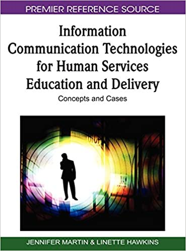Information and Communication Technology in the Welfare Services