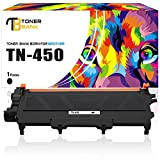 brother to 450 toner - Toner Bank Compatible for Brother TN420 TN450 TN-450 Toner Cartridge for Brother HL-2280dw HL-2270dw MFC 7860DW MFC-7860DW MFC 7360n MFC-7360n HL-2240 HL2230 DCP-7065dn Brother Intellifax 2840 Printer