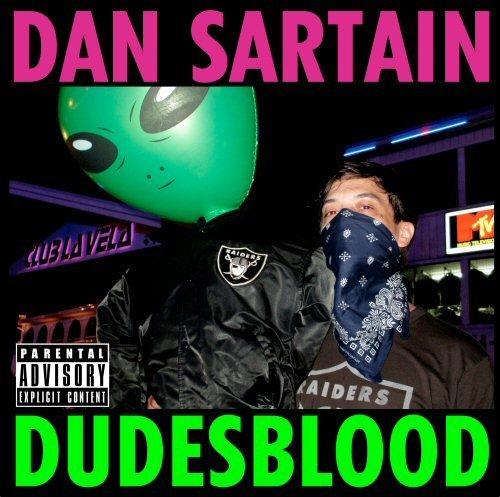 Vinilo : Dan Sartain - Dudesblood (LP Vinyl)