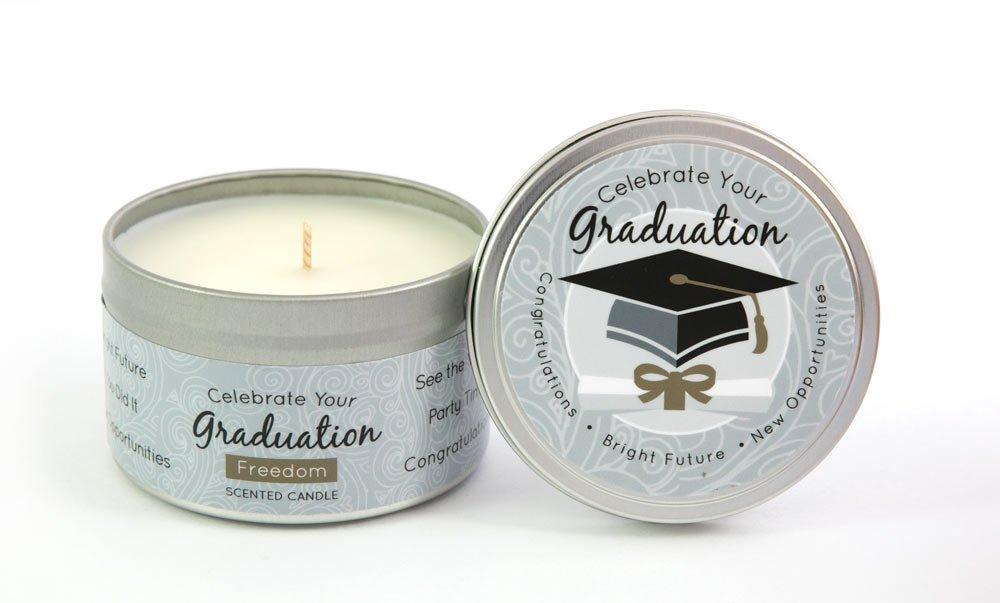 Celebrate Your Graduation Candle 6.5 oz.