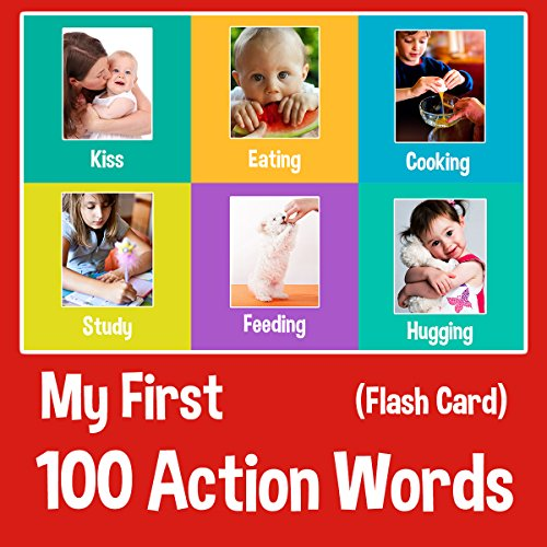 - My First 100 Action Words : Flash Book Version.