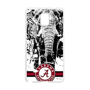 Alabama crimsontide elephant Cell Phone Case for Samsung Galaxy Note4