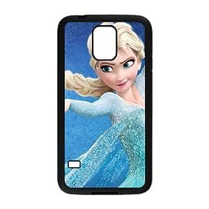 JIANADA Frozen White Samsung Galaxy S5 case