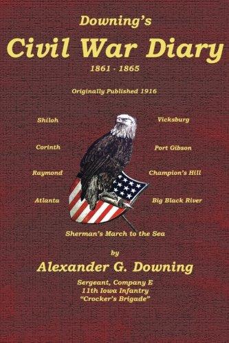 Download Downing's Civil War Diary ebook