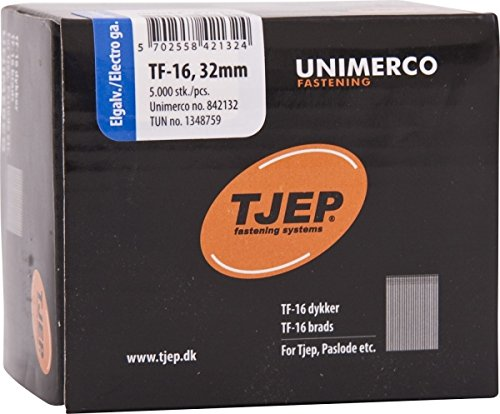 TJEP TF16 32mm Brads