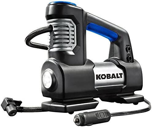 Kobalt 12-Volt Car Air Inflator