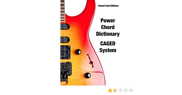 Guitar Power Chord Dictionary (English Edition) eBook: Sadi, Kamel ...