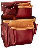 Occidental Leather 5525 Big Oxy Fastener Bag