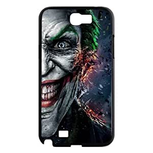 The Joker ROCK0100669 Phone Back Case Customized Art Print Design Hard Shell Protection Samsung Galaxy Note 2 N7100