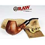 Outontrip RAW WOODEN CIGAR PIPE