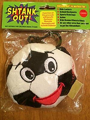 shtank de balón de fútbol (Cherry) aroma olor Eliminator de ...