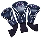 NCAA Penn State Nittany Lions 3 Pack Contour Head Covers