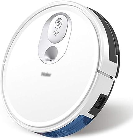 Jsmhh Robot Aspirador Inteligente Robotic para casa, SPA, Robot, Oficina, Inteligente, Aspirador silencioso, automático, Robot Aspirador (Color: Blanco, tamaño: 33 x 33 cm): Amazon.es: Hogar