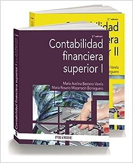Pack-contabilidad Financiera Superior por María Avelina Besteiro Varela epub