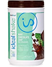 IdealShake Meal Replacement Shakes |11-12g of Healthy Whey Protein Blend | Promotes Weight Loss | 22 Essential Vitamins & Minerals | 5g of Fiber | 30 Servings