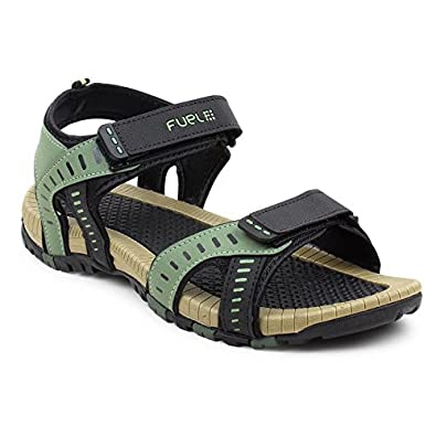 Fuel Men's Boy's Velcro Fashionable Olive Floater Sandals perfect sale online popular cheap online wholesale price cheap price clearance 100% original NGD4EgYNOI