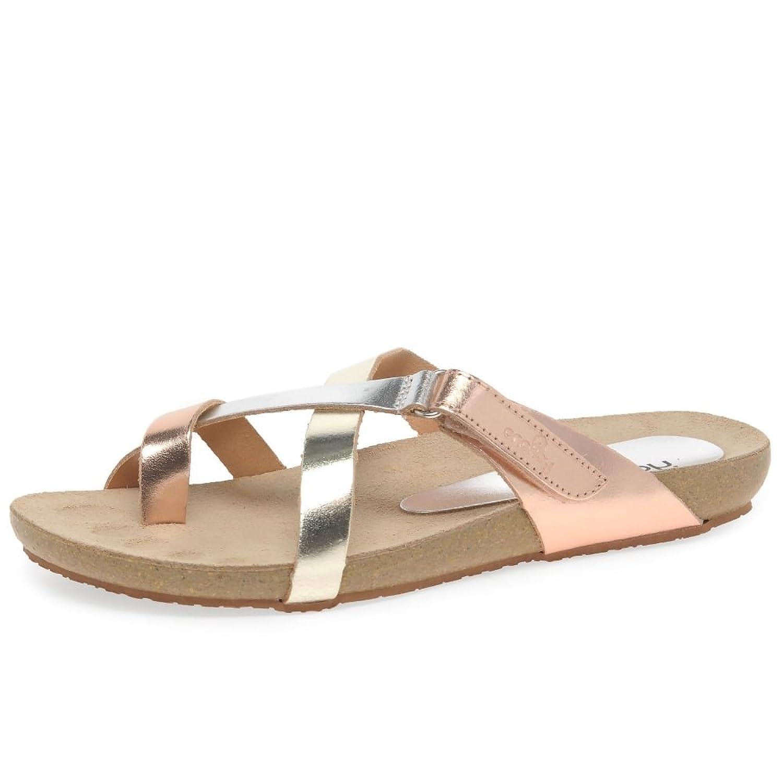 Womens Ibiza Vaquetilla Open Toe Sandals Yokono yil0Yu
