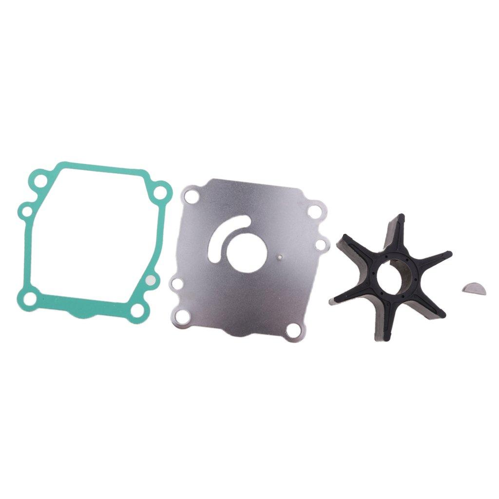 MagiDeal Kit De Réparation De Pompe à Eau Pour Suzuki DT60-100 17400-87E04 18-3254