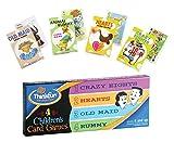 : ThinkFun 4 Children's Card Games