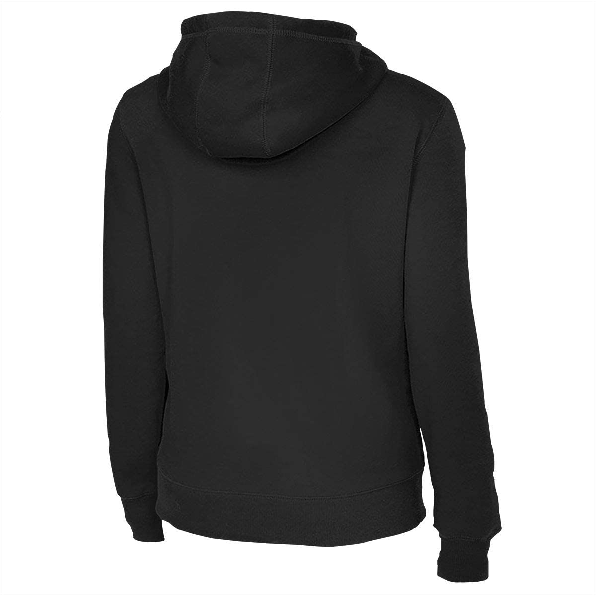 BilliePhillips Womens Naruto Symbol of Uchiha Clan Fashion Drawstring No Pocket Sweater