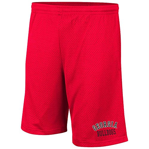 georgia bulldog basketball shorts - 7