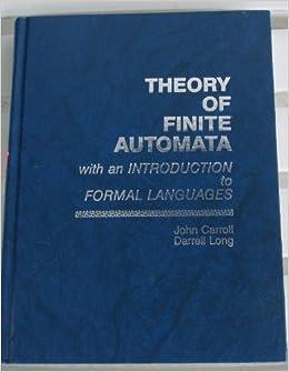 Finite Automata And Formal Languages Pdf