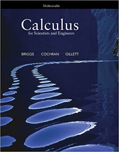 Calculus for Scientists and Engineers, Multivariable