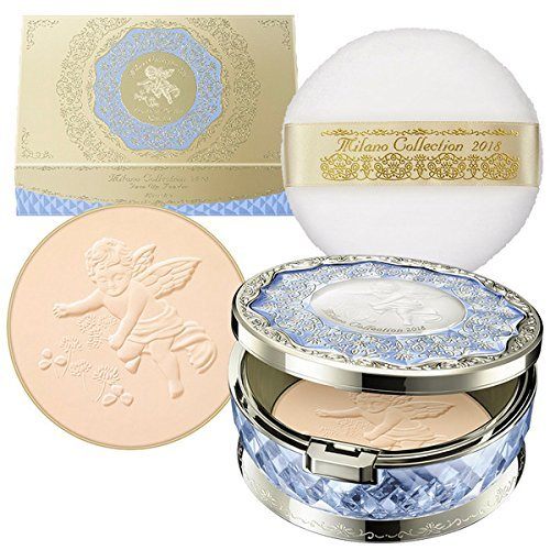 2018Limited Edition Release Kanebo Corporation Milano Collection fe-suappupauda- Milano Collection Set with Refill