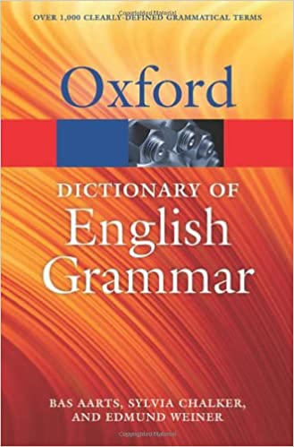 Amazon the oxford dictionary of english grammar oxford quick the oxford dictionary of english grammar oxford quick reference 2nd edition fandeluxe Images