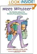 Meet Monster: Six Stories About the World's Friendliest Monster