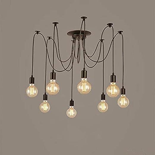 How to make an edison bulb chandelier | Edison bulb