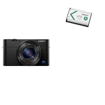 Sony Cyber-shot DSC-RX100M4 - Cámara compacta de 20.1 Mp (Sensor de