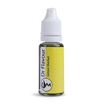 Lemon Sherbet | Flavour Concentrate for E Liquid | Quality DIY Vape Juice  (30ml)