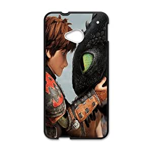 Lovely How to Train Your Dragon Phone Case For HTC One M7 B55244